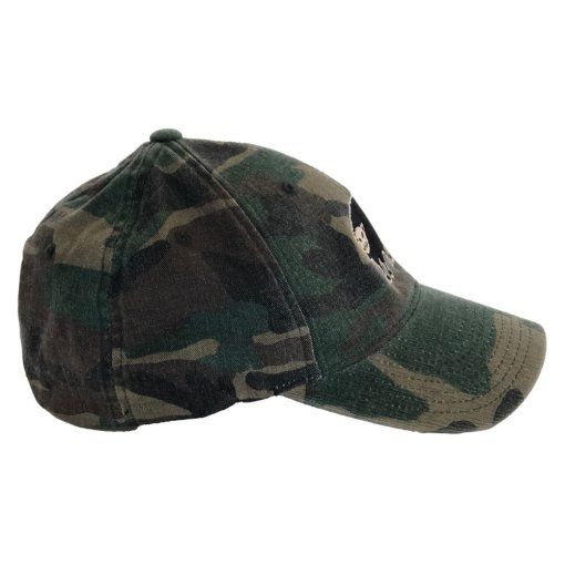 Black Sheep Warrior Woodland Cap