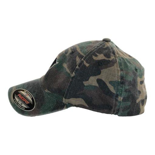 Woodland Black Sheep Warrior FlexFit Cap
