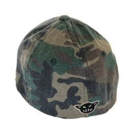 Black Sheep Warrior Woodland Cap