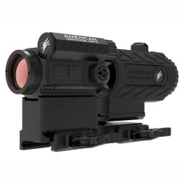 American Defense Manufacturing SPEK/FLIK DUO Optic W/Magnifier Combo