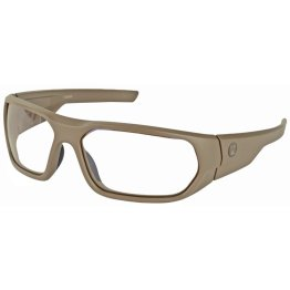 Magpul Radius Glasses FDE Clear