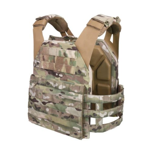 LOW PROFILE CARRIER V2 MC Rear View