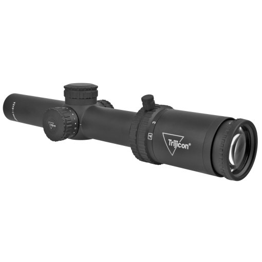 Trijicon Credo 1x4 Optic MRAD Red