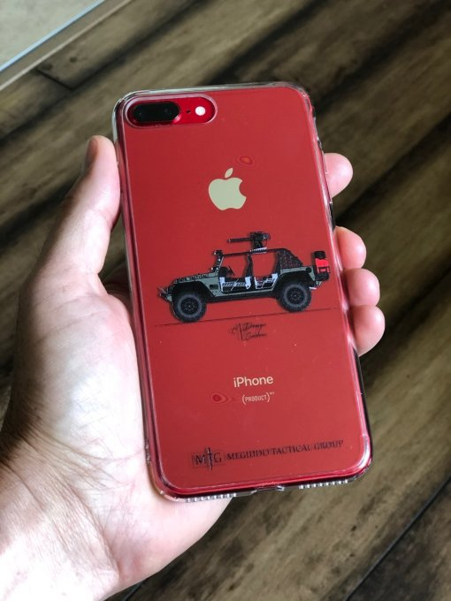 MTG DTR Jeep Cell Phone Case