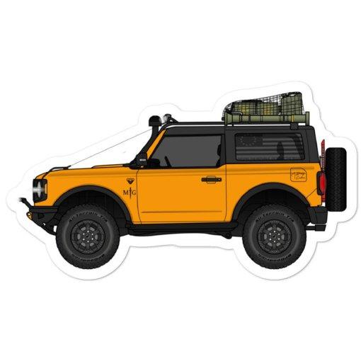 MTG DTR Bronco limited Edition Slap