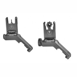 Ultradyne C2 Offset Front and Rear Sight Combo
