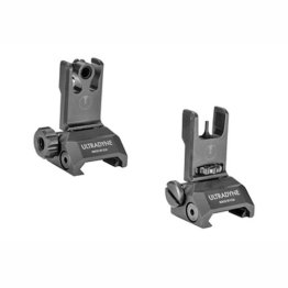 Ultradyne C2 Front and Rear Sight Combo