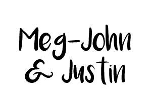Meg-John & Justin