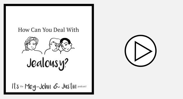 How deal jealousy