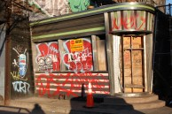 Abandoned Diner - Joseph A