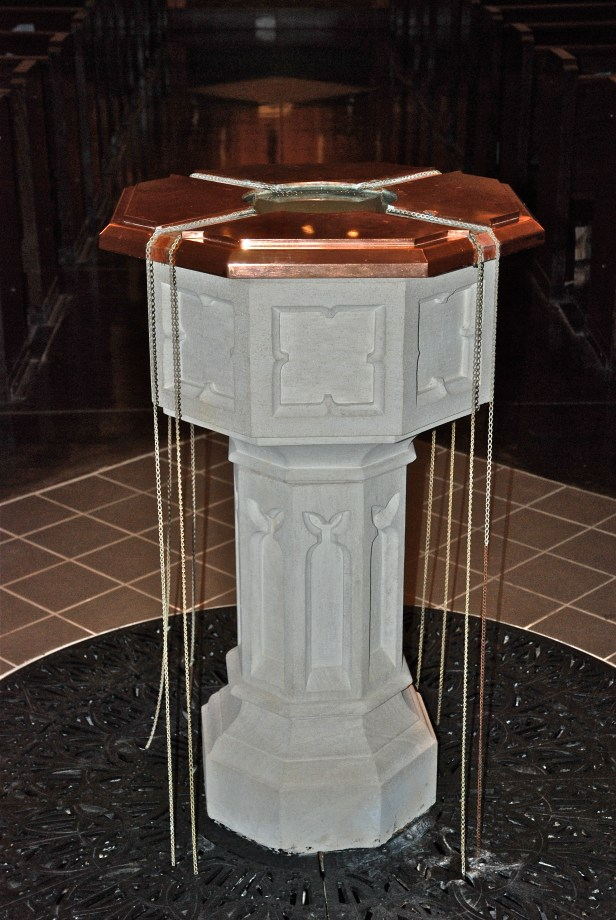 Baptism Font - Warren Lynn