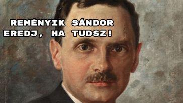 Jöjjön Reményik Sándor: Eredj, ha tudsz! verse.