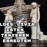Földes Lívia: Isten tenyerén ébredtem