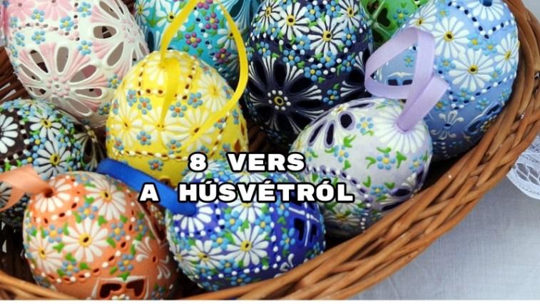 8 vers a húsvétról