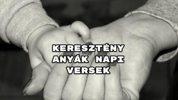 Keresztény anyák napi versek