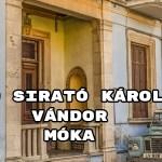 Jöjjön Tamkó Sirató Károly: Vándor Móka verse.