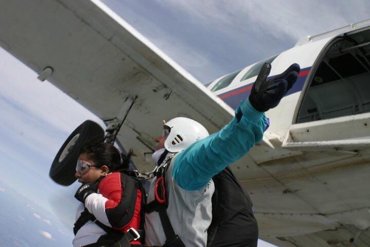 Skydivingleap