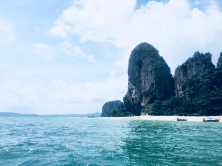 Railay Beach Caves