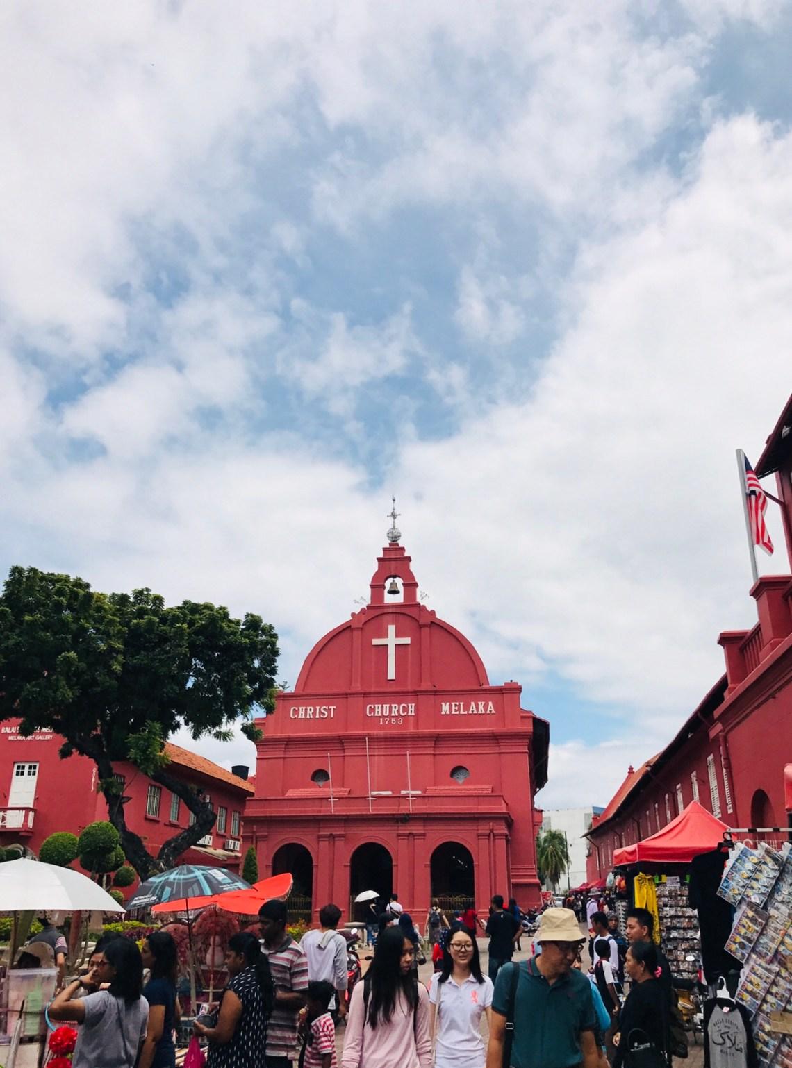 The Christ Church, Melaka