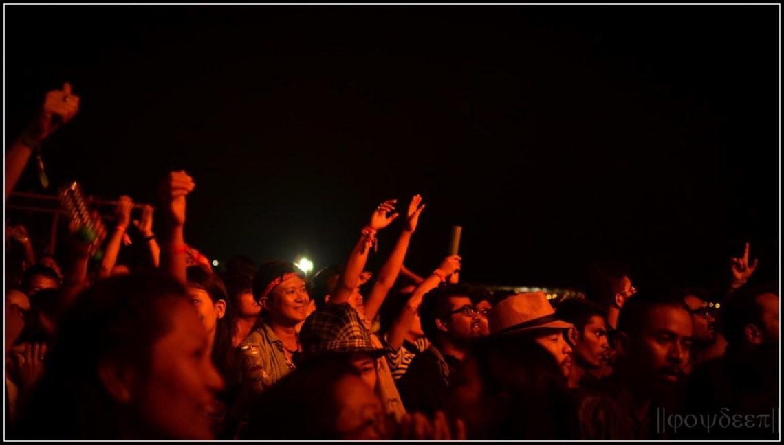 Happy Crowds at ZFM