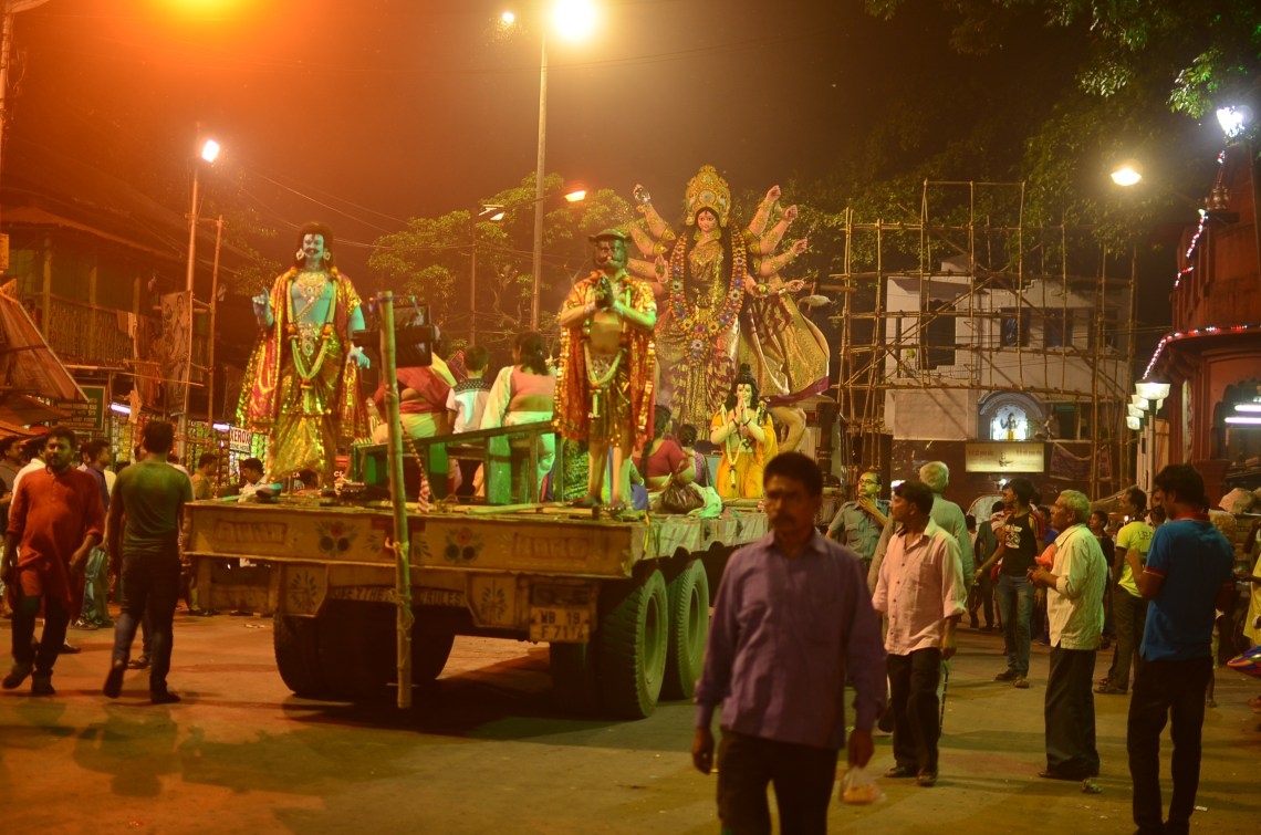 Durga Puja Immersion 11