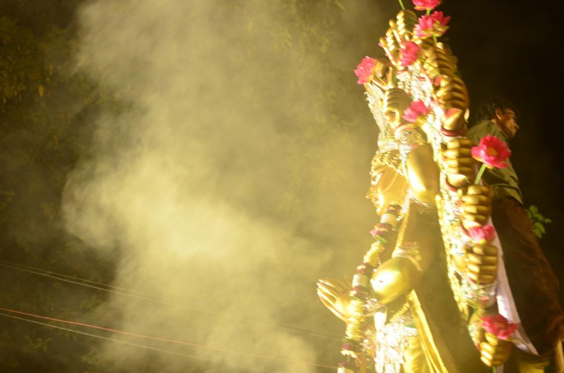 Durga Puja Immersion 16