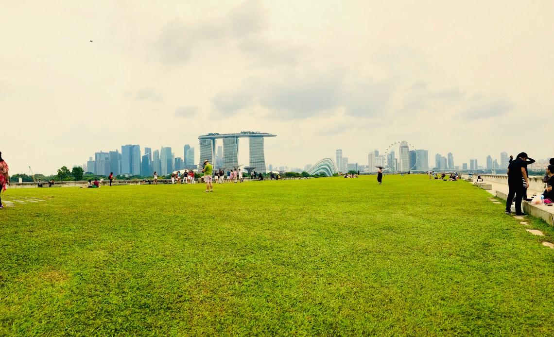 Singapore Marina Barrage pic 8