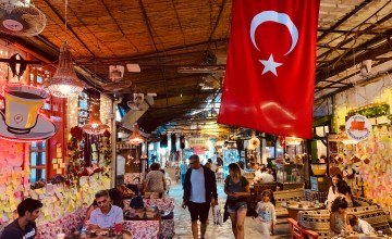 Ephesus day tour and the beautiful Turkish Village