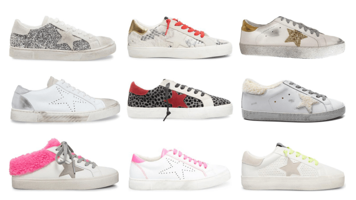 Golden Goose Dupes: February 2020