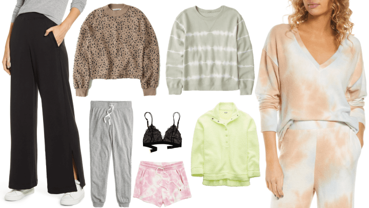 Staying Cozy During Quarantine: The Best Loungewear For Spring 2020