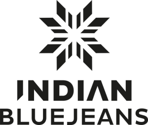 Logo Indian Blue Jeans 2015