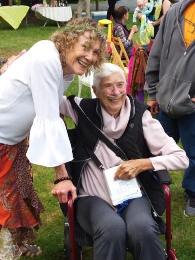 Loretta, honored friend