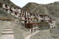 A never-ending variety of monasteries along the way