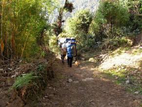 Dawa and Brebin leading the way