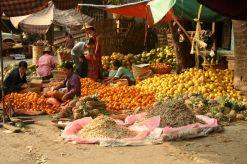Market in Mandalay
