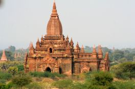 Myanmar #6 (264,65,66) Bagan, temples, inscriptions, B-day party 009