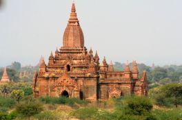 Myanmar #6 (264,65,66) Bagan, temples, inscriptions, B-day party 009