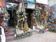 Shops in Boudhanath