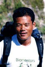 Kalu, our guide, Annapurna trek
