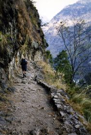 The long and winding road, Annapurna Circuit