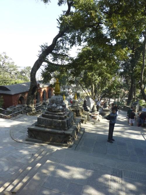 Heading back to Kathmandu