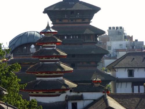 Classic Hindu temples
