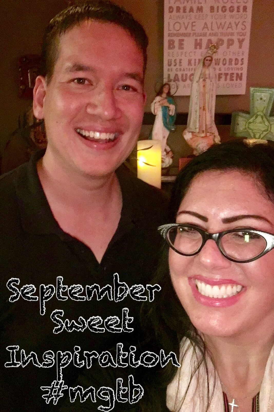 Manifesting with Meg: Sweet Inspiration in September with Liam Beliveau