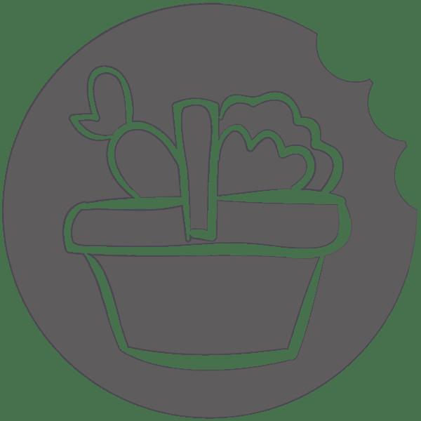 Megola ShareBisc Biscotti per Cani Ingredienti Naturali P.A.R.BAKERY Condividere Cane Uomo