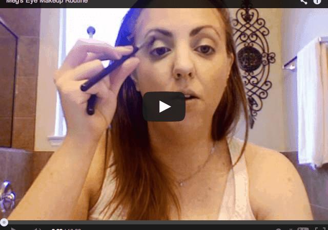 My Eye Makeup Routine (video)