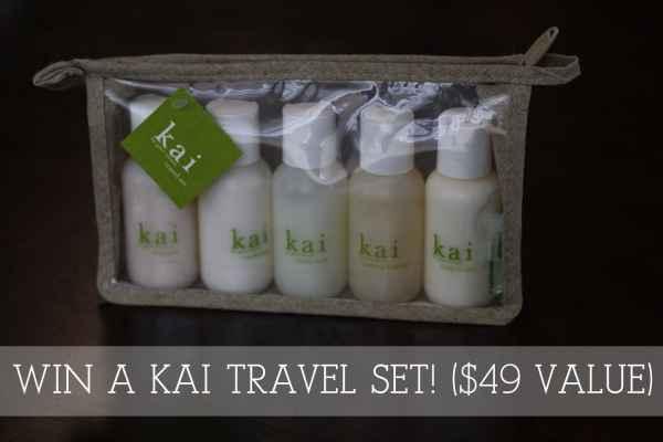 kai giveaway
