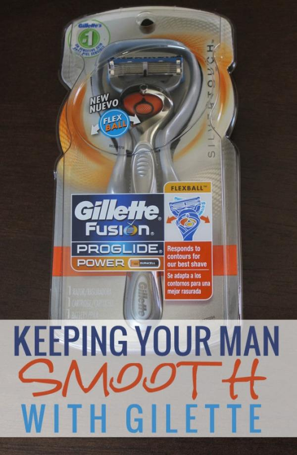 Keeping Your Man Smooth with Gillette #SmoothSummer #shop #cbias