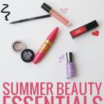 Drugstore Summer Beauty Essentials with Walgreens