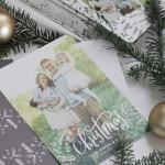 Our 2014 Christmas Cards with Tiny Prints