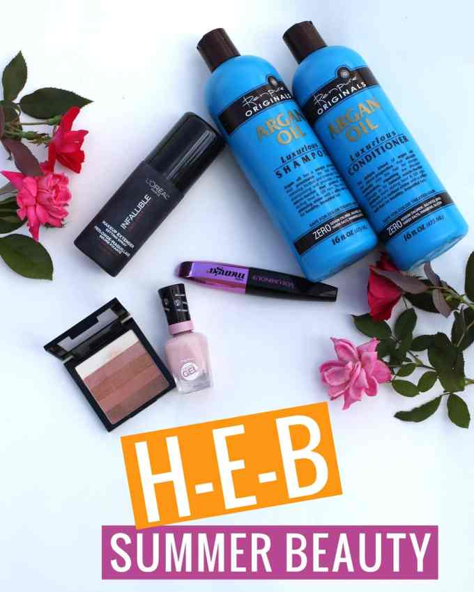 HEB Summer Beauty